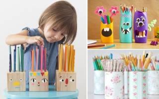 Как сделать подставку для карандашей своими руками из бумаги. Подставка для карандашей и ручек. Как сделать своими руками подставку для карандашей и ручек? Подставка для карандашей своими руками декорированная шпагатом
