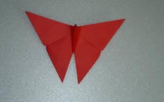 Как сделать бабочки из бумаги и схемы. Делаем бабочек из бумаги. Как сделать бабочку из бумаги
