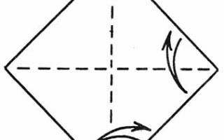 Как сделать из бумаги таксу. Оригами таксы