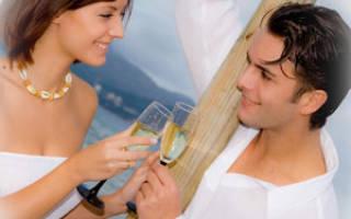Как сделать незабываемый вечер для мужчины. Незабываемый вечер для девушки, наполненный романтикой
