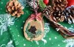 Самые лучшие новогодние игрушки на елку. Новогодняя игрушка на елку в виде собаки своими руками. Игрушки на елку на Новый год из подручных материалов