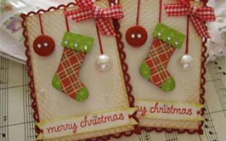 Красивые рисунки оформить новогоднюю открытку. Красивые новогодние открытки своими руками