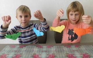Как сделать птичек из бумаги своими руками. Плетёные птички из бумаги: мастер-класс. Птица из ниток