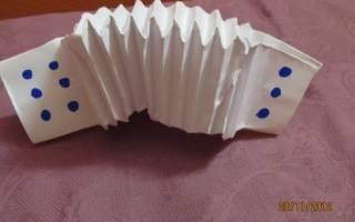 Как сделать гармошку из бумаги оригами. Изготовление двери-гармошки своими руками. Концепция будущей гармони