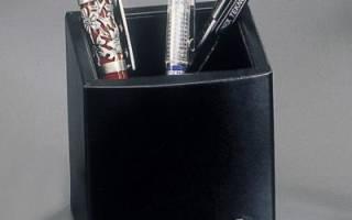 Как сделать стакан для карандашей из тубуса. Стакан для ручек и карандашей — лучший помощник для организации порядка на рабочем столе. Карандашница из каталога