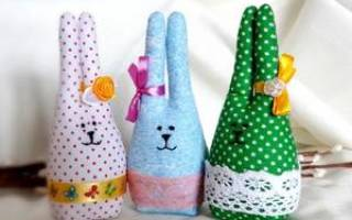 Зайка из плюша своими руками с выкройками. Выкройка зайца с длинными ушами в разных вариациях с подробным и понятным мастер – классом, имеющим подробности даже в технике Тедди