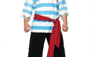 Как сделать пиратский глаз. Пиратские костюмы своими руками: готовим ребенка к тематическому маскараду. От теории к практике или всё, что нельзя купить, можно сделать