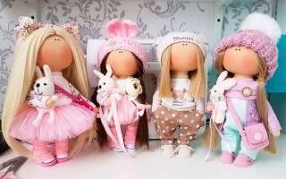 Туловище куклы 10 сантиметров своими руками. Материалы и инструменты. Видео о том, как сделать кукол из ткани своими руками