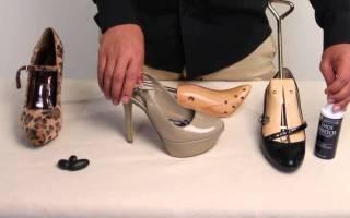 Как сделать растяжку обуви. Как растянуть обувь в домашних условиях