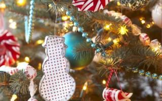 Елочные игрушки своими руками дома. Креативное украшение новогодней ёлки: делаем игрушки своими руками