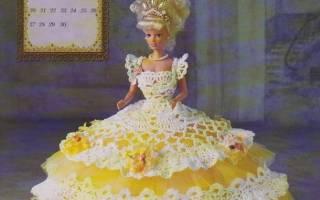 Как сшить платье для куклы своими руками. Как сшить платье для куклы и многое другое о кукольной одежде (с фотографиями готовой Барби)