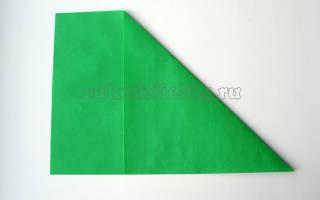 Как можно сделать из бумаги лягушку. Как сделать лягушку из бумаги