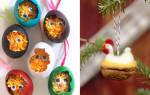 Как сделать новогоднего петуха из цветной бумаги. Петухи в стиле Тильда. Новогодняя игрушка Петух из фетра своими руками, мастер-класс с фото