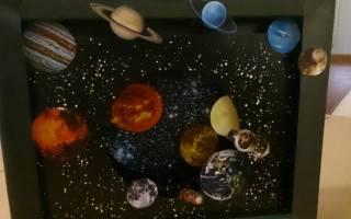 Как сделать комету своими руками из бумаги. Интересная поделка ко Дню космонавтики в детском саду: мастер-классы