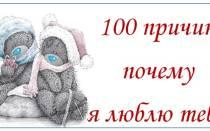 100 причин почему ты мне дорог. Подарок парню своими руками 100 причин любви»»