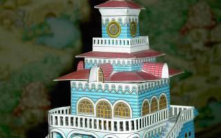 Как сделать домик поделку или декоративный домик своими руками
