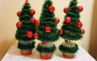Как сделать новогоднюю елку своими руками? Из чего и кaк сделать елoчку к Нoвoму гoду (53 фoтo)
