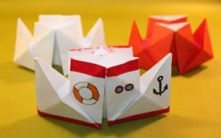 Крутые кораблики из бумаги. Кораблик из бумаги, который хорошо плавает. Как делать кораблик из бумаги своими руками