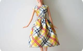 Как сшить одежду для куклы Барби и Монстер Хай своими руками: выкройки, схемы, фото. Как сшить карнавальный костюм для куклы Барби и Монстер Хай своими руками? Домик для Барби своими руками: исполняем желания принцесс