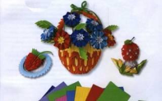 Как сделать оригами цветы из бумаги. Материал для работы. Материалы и инструменты