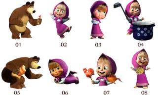 Сшить карнавальный костюм для мальчика своими руками. Костюм Маши из мультфильма «Маша и Медведь». Для изготовления костюма пирата Вам понадобятся