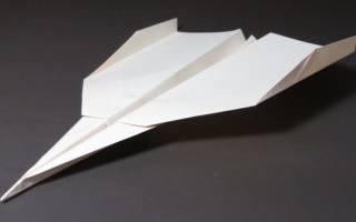 Как сделать самолетик который долго летит. Как сделать самолет из бумаги
