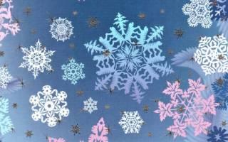 Красивые снежинки вырезать школьнику. Как вырезать снежинку из бумаги своими руками поэтапно