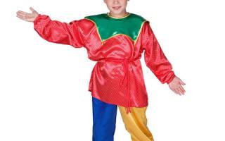 Как сделать из платья карнавальный костюм. Костюм из подручных средств. Аксессуары для карнавала