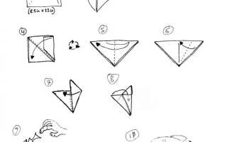 Как сделать из бумаги когти? Делаем бумажный коготь