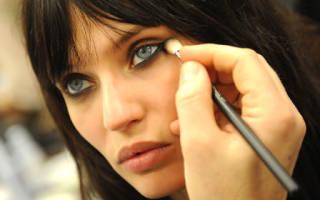 Глубоко посаженные глаза как исправить. Как сделать стрелки для разной формы глаз