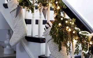 Самодельные украшения на новый год своими руками. Новогодний интерьер: красивый декор своими руками