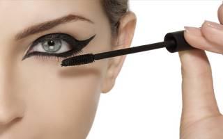 Глаз сделать взгляд более выразительным. Как сделать глаза большими и выразительными. Убедитесь, что ваша тушь для ресниц в хорошем состоянии