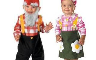 Какая ткань для костюма гнома. Изготовление новогоднего костюма гнома своими руками. Новый год и интересные новогодние приметы разных государств