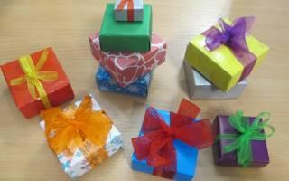 Мини коробочка из бумаги своими руками. Как сделать коробочку из картона с крышкой? Как сделать коробочку для украшений из картона