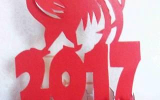 Символг своими руками из бумаги. Поделка «Петух» своими руками на Новый год