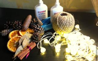 Как сделать шарики из ткани набивные. Как сделать шар из веревки. Новогодний шар из кофейных зерен