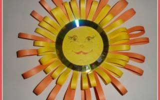 Солнце своими руками из бумаги. Яркая и красивая поделка Солнышко». Своими руками научимся ее выполнять из разных материалов»
