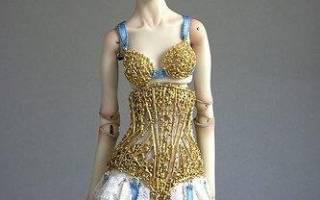 Изготовление кукол своими руками из полимерной глины. Куклы из полимерной глины своими руками: от простого болванчика до шарнирной куклы