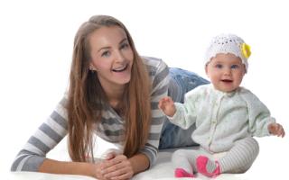 Когда можно садиться девочкам после рождения. Как сделать процесс высаживания безопасным? Особенности присаживания мальчиков