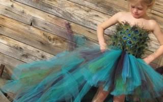 Детские платья из фатина своими руками. Платье из фатина: как создать красивый и нежный наряд для праздничных мероприятий и фотосессий