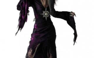 Сшить детский карнавальный костюм своими руками. Костюм Ведьмы своими руками. Стильный и оригинальный костюм для девушки — монстрика-Мальвины