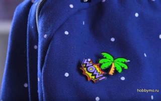 Самый простой брелок. DIY значки на рюкзак, как сделать своими руками брелоки из пластика в духовке