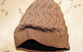 Как сделать подкладку из флиса в шапку. Шапомания и я