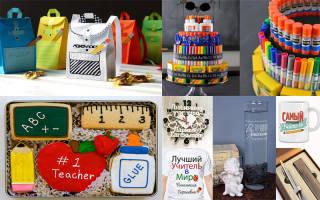 Что подарить день учителя своими руками. Оригинальный букет на День учителя. Объемная открытка: парта и доска