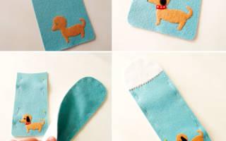 Как сделать пенал для школы своими руками из ткани, бумаги или связать. Пенал для школы своими руками