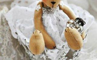 Мягкие игрушки своими руками мишка тедди. Мягкая игрушка мишка» своими руками