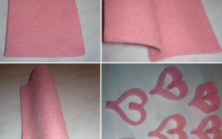 Валентинки своими руками: из бумаги, из фетра, из конфет, из помпонов. Сердечки из бумаги: мастер-классы, фото и видео