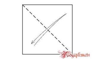 Как сделать лягушку из бумаги, которая прыгает. Оригами лягушка, которая прыгает или открывает рот