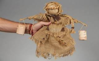С чего делается лялька мотанка. Создание куклы-мотанки своими руками: в чем секрет древнего оберега